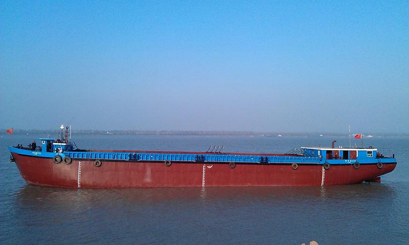 2000DWT甲板货船
